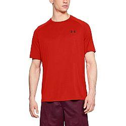 Pánske tričko Under Armour Tech 2.0 SS Tee Light Red