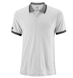 Pánske tričko Wilson Team Polo White