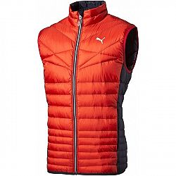 Puma ACT 600 PACKLIGHT DOWN VEST - Pánska vesta