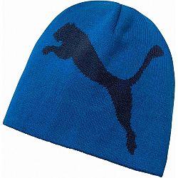 Puma ESS BIG CAT BEANIE SNR - Zimná čiapka