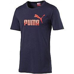 Puma ESS NO1 LOGO TEE - Pánske tričko