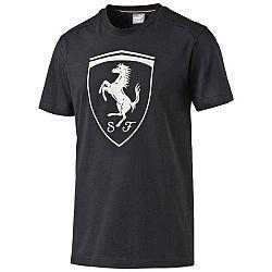 Puma FERRARI BIG SHIELD TEE - Pánske tričko