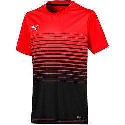 Puma FTBL PLAY GRAPHIC JNR - Detské  športové tričko