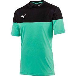 Puma FTBL PLAY SHIRT - Pánske futbalové tričko