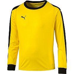 Puma LIGA GK JERSEY JR - Chlapčenské tričko