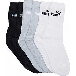 Puma SPORT JUNIOR 3P - Juniorské ponožky