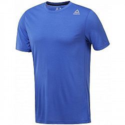 Reebok WORKOUT READY SUPREMIUM TEE - Pánske športové tričko
