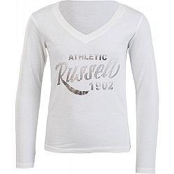 Russell Athletic DIEVČENSKÉ TRIČKO - Dievčenské štýlové tričko