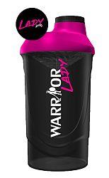 Shaker Warrior Lady 600ml priehľadný 600ml