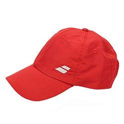 Šiltovka Babolat Basic Logo Cap Junior Red