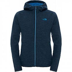The North Face M ZERMATT FZ HOODIE - Pánsky sveter
