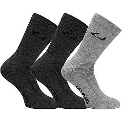 Ulvang ALLROUND 3PCK - Vlnené ponožky