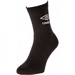 Umbro ANKLE SPORTS SOCKS - 3 PACK - Ponožky