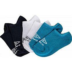 Umbro NO SHOW LINER JUNIOR 3 - Detské ponožky