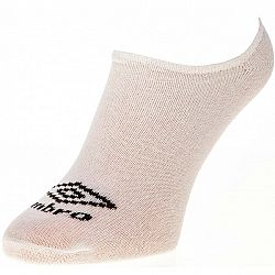 Umbro NO SHOW LINER SOCK - 3 PACK - Ponožky