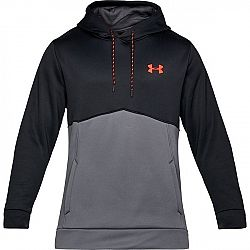 Under Armour AF ICON SOLID PO HOOD - Pánska mikina
