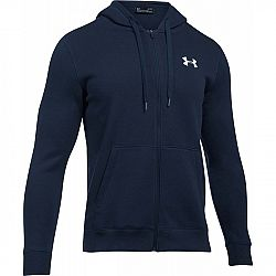 Under Armour RIVAL FITTED FULL ZIP - Pánska mikina