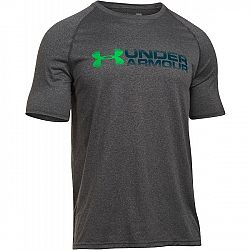 Under Armour TECH FADE AWAY WORDMARK T - Pánske tričko