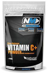 Vitamín C+ Slow Release - s postupným uvoľnovaním Natural 400g