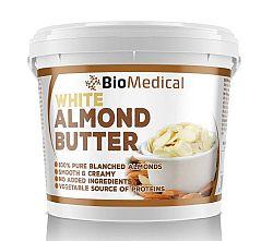 White Almond Butter – maslo z lúpaných mandlí Natural 1kg