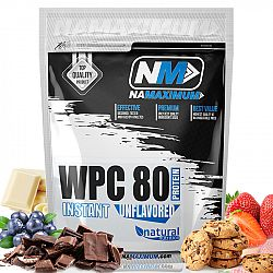 WPC 80 - srvátkový whey proteín Chocolate 1kg