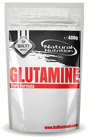 Glutamine - L-Glutamín Natural 400g