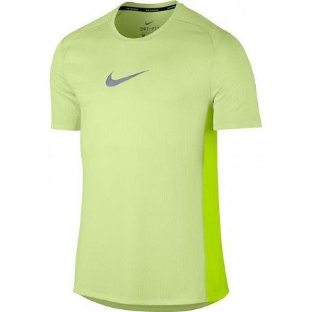Nike M NK BRTHE MILER TOP SS COOL - Pánske tričko