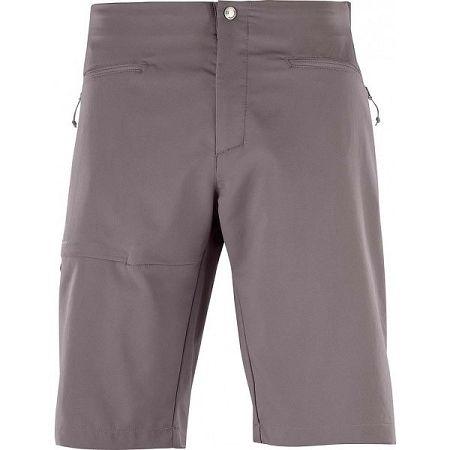 Salomon OUTSPEED SHORT M - Pánske outdoorové šortky