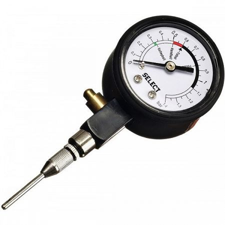 Select PRESSURE GAUGE ANALOGUE - Tlakomer na lopty