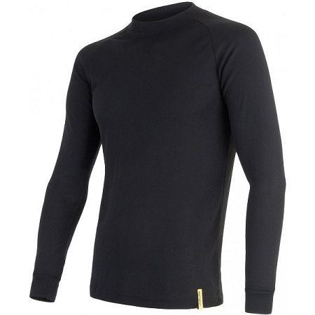 Sensor BLACK ACTIVE DR M - Pánske funkčné tričko